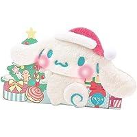 サンリオ クリスマスカード 洋風 シナモロール ライト&メロディ ポップアップ ふかふか S7341