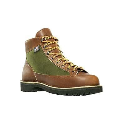 (ダナー) Danner ダナーライト ティンバー ブーツ [ブラウン] 30449 Danner Light Timber EEワイズ レザー メンズ Boot US8(約26.0cm) BROWN (並行輸入品)