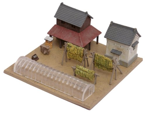 Tomytec diorama collection building collection 006-2 farmhouse F2 diorama supplies