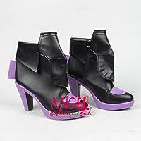 【サイズ選択可】男性28CM B1F00808 コスプレ靴 ブーツ Fate/Grand Order マシュ・キリエライト シールダー
