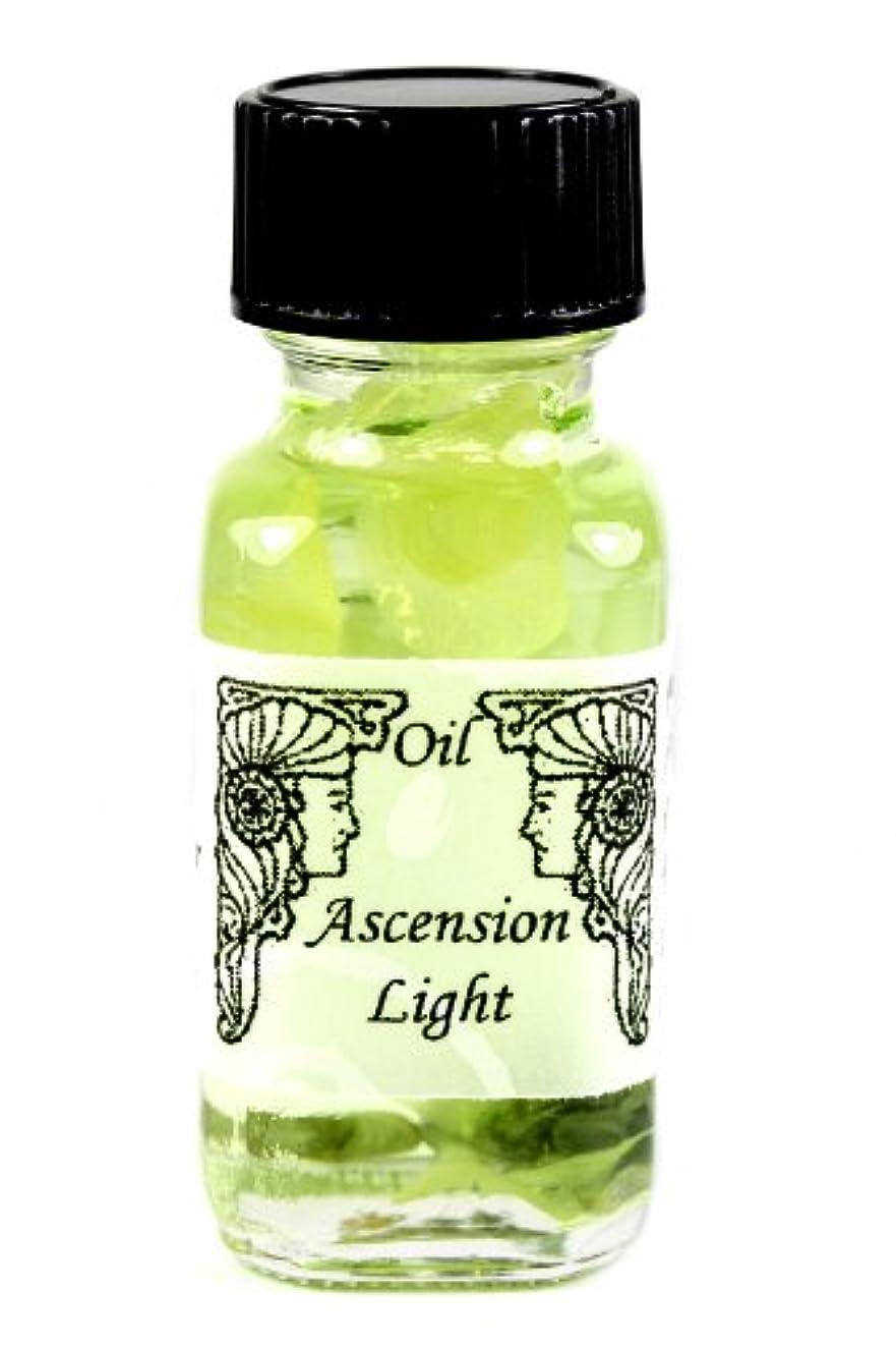 ウェーハホイスト予言するアンシェントメモリーオイル Ascension Light アセンション?ライト 【アセンションの光】(2014年新作)