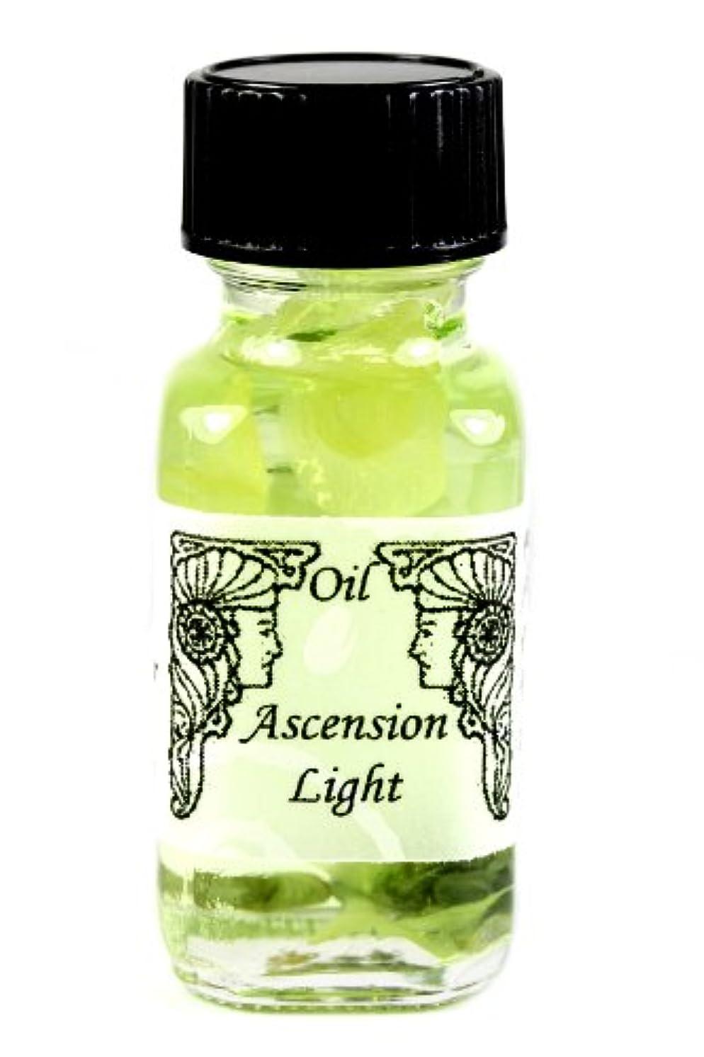 ブラウス過剰天のアンシェントメモリーオイル Ascension Light アセンション?ライト 【アセンションの光】(2014年新作)