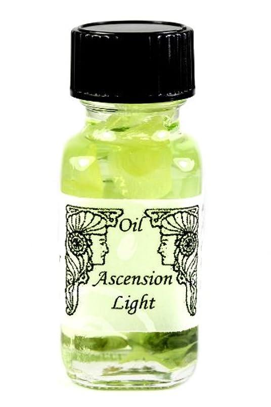 マウスピースノート丘アンシェントメモリーオイル Ascension Light アセンション?ライト 【アセンションの光】(2014年新作)