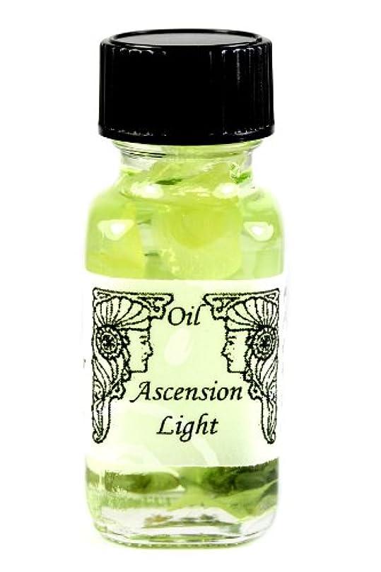 無限大手紙を書く元のアンシェントメモリーオイル Ascension Light アセンション?ライト 【アセンションの光】(2014年新作)