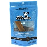 Super Himalayan Dog Chew-All Natural Hard Cheese Himalayan Dog Treats-Long Lasting Dog Chews,Made from Milk,Large Pack of 1,for Most Dogs Below 15-25 KG