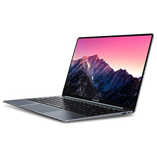 CHUWI LapBook Pro ノートパソコン 14.1型 FHDスクリーン インテル Celeron N4100プロセッサー 8GB メモリー+256GB SSD Windows10 Home(64ビット)内蔵 高速無線LAN/USB Type-C端子/Bluetooth 4.0搭載 ラップトップ