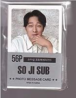 ソ・ジソブミニポストカード56枚 ※韓国店より発送の為、お届けまでに約2週間