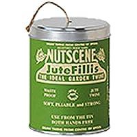 NUTSCENE(ナッツシーン) Nutscene 缶入り麻ひも Natural 150m TIN250N