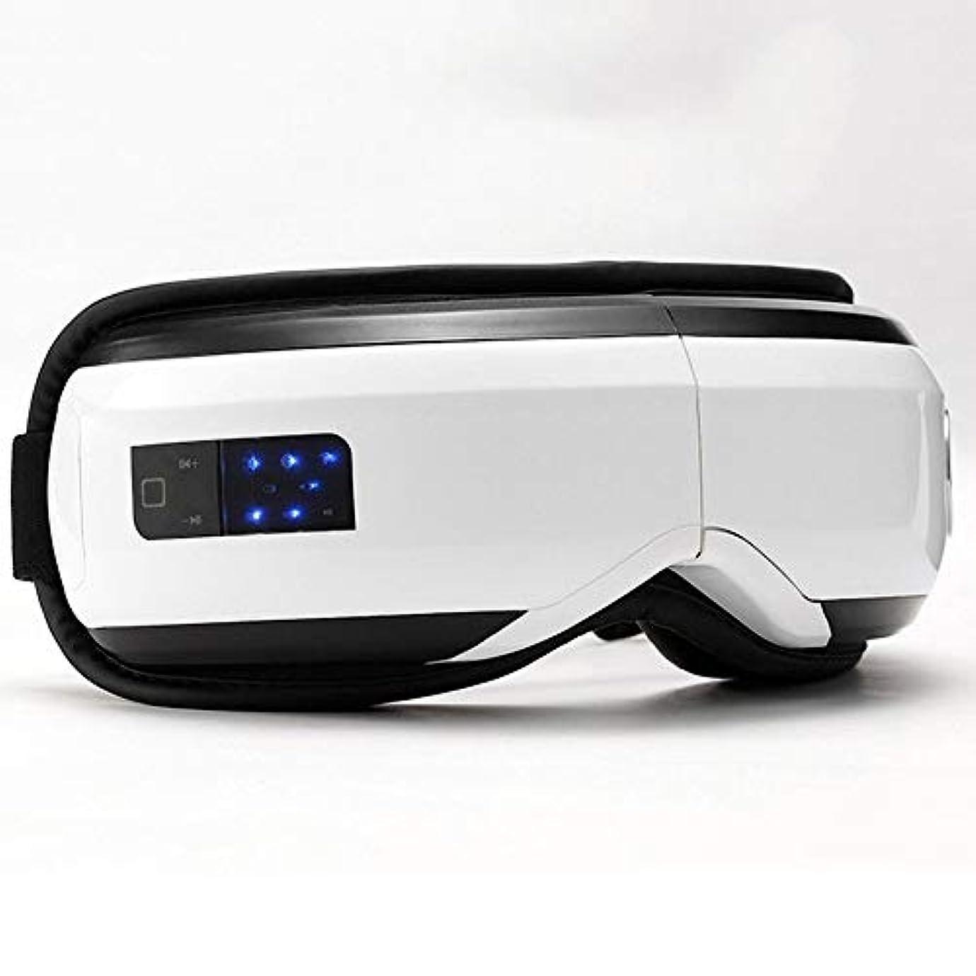 ネーピア債権者顕微鏡Ruzzy 暖房付きの高度な音楽電動アイマッサージャー 購入へようこそ