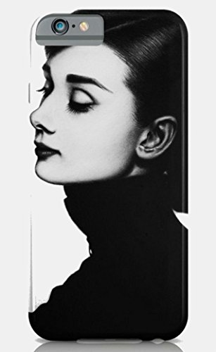 オードリー・ヘップバーン society6 iPhone 6s/6s Plusケース (iPhone 6s Plus, Audrey08) [並行輸入品]