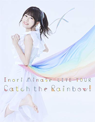 [画像:【Amazon.co.jp限定】Inori Minase LIVE TOUR Catch the Rainbow!(オリジナル・ロゴ缶バッチ付き) [Blu-ray]]