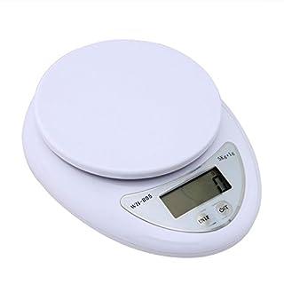 家庭用デジタルスケール 1g単位で、最大5kg