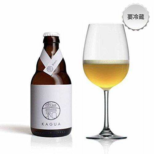 馨和 KAGUA Blanc ビール(発泡酒) 瓶入り 330ml × 1本