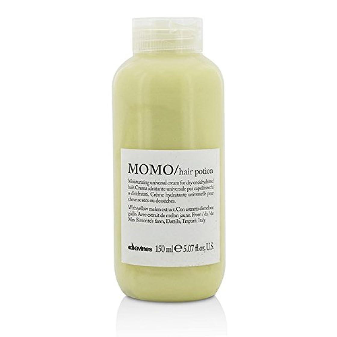 遺跡偶然の東ダヴィネス Momo Hair Potion Moisturizing Universal Cream (For Dry or Dehydrated Hair) 150ml/5.07oz並行輸入品