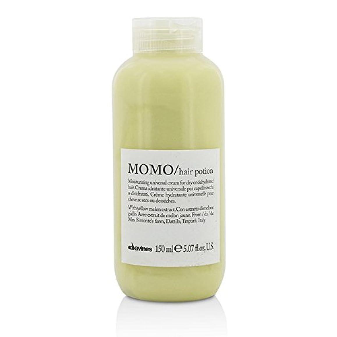 我慢する傷跡流すダヴィネス Momo Hair Potion Moisturizing Universal Cream (For Dry or Dehydrated Hair) 150ml/5.07oz並行輸入品