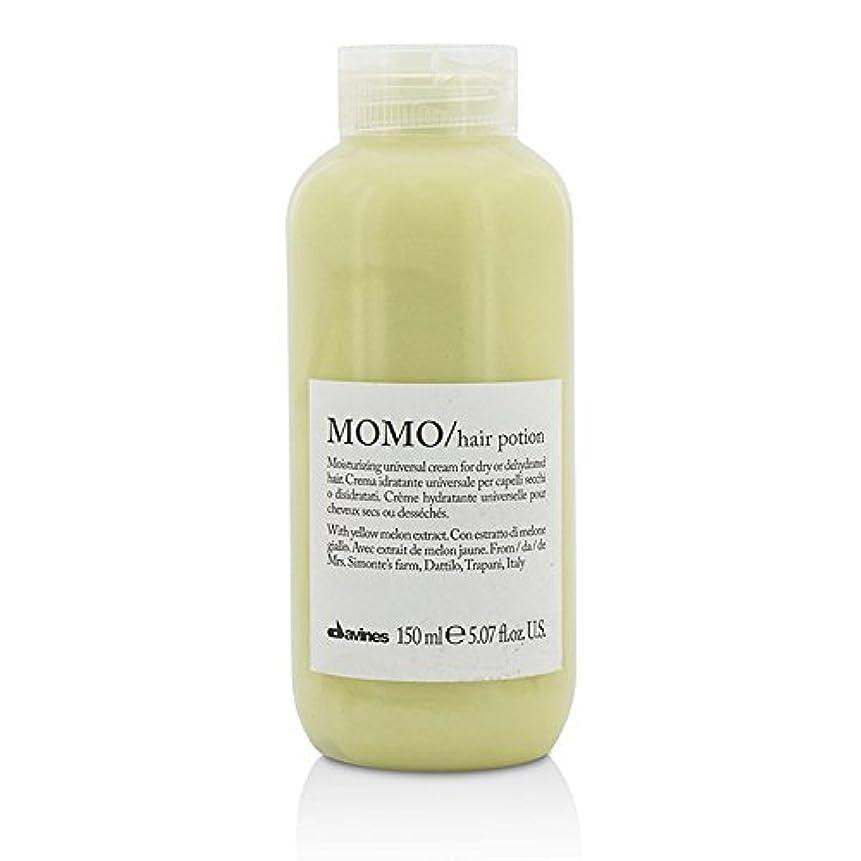 一時的ダウンタウンアドバンテージダヴィネス Momo Hair Potion Moisturizing Universal Cream (For Dry or Dehydrated Hair) 150ml/5.07oz並行輸入品