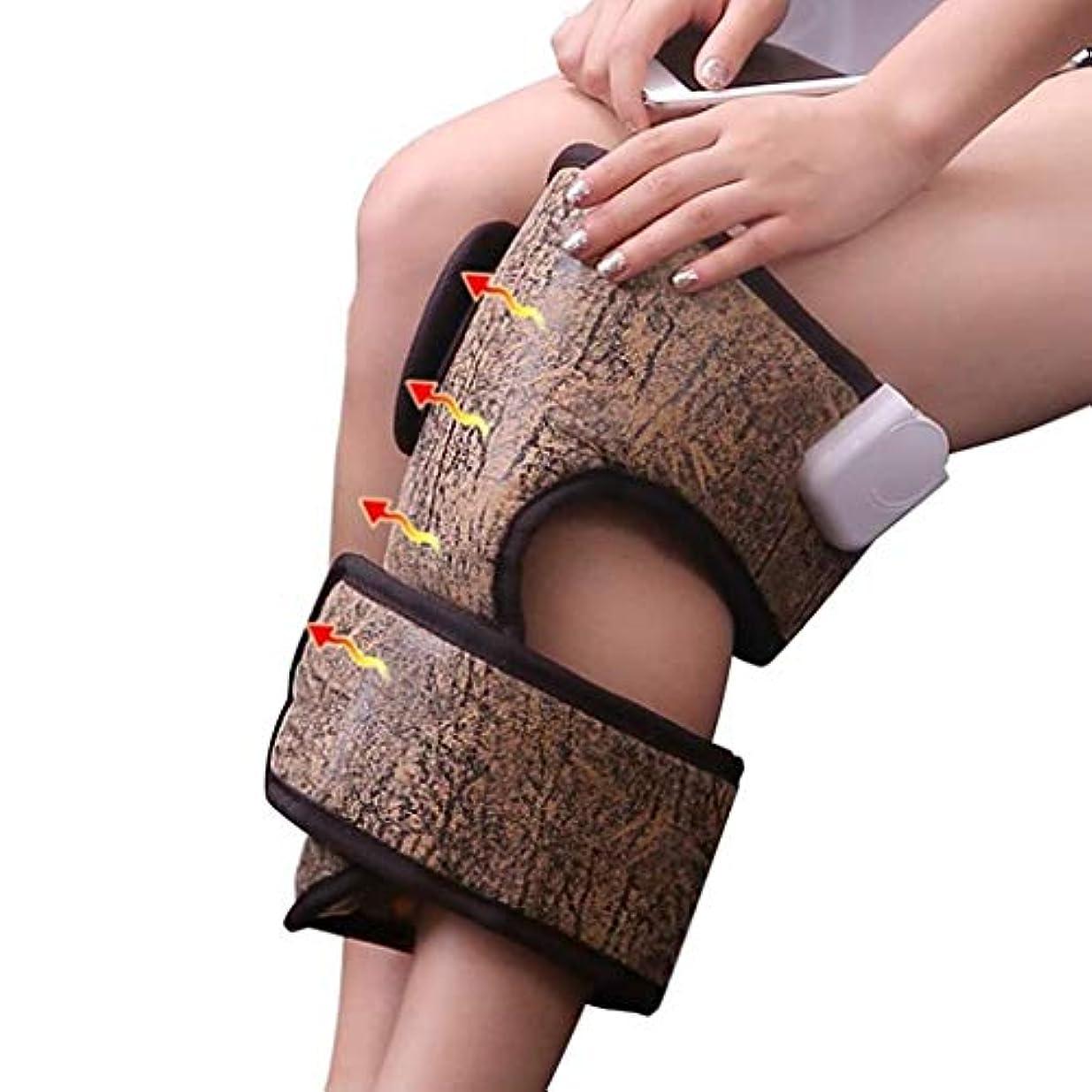 主権者樹皮インタラクションニーニーウォーマー、電動マッサージャー、外部トルマリンニーパッド、電熱療法、足の痛みを改善するためのマイナスイオンと暖かい健康機器