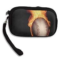 YUJYO屋 かっこいい野球 Wallet 小物いれ 小銭入れ 札入れ 金入れ 財布 パース