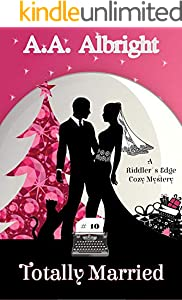 A Riddler's Edge Cozy Mystery 10巻 表紙画像