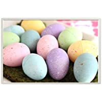 Easter Egg Shaped Sidewalk Chalk, 6 piece (Pack of 2) by Party America [並行輸入品]