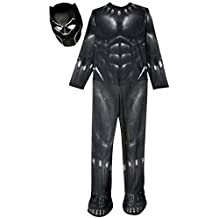 Rubie's Avengers Endgame - Black Panther Child Costume, Size 6-8 Yrs