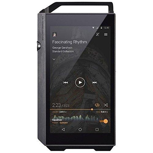 Pioneer デジタルオーディオプレーヤー ハイレゾ音源対応/Google Play対応 ブラック XDP-100R-K