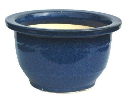 信楽焼 生子輪型 11号 /植木鉢