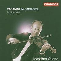 24 Capricces for Solo Violin