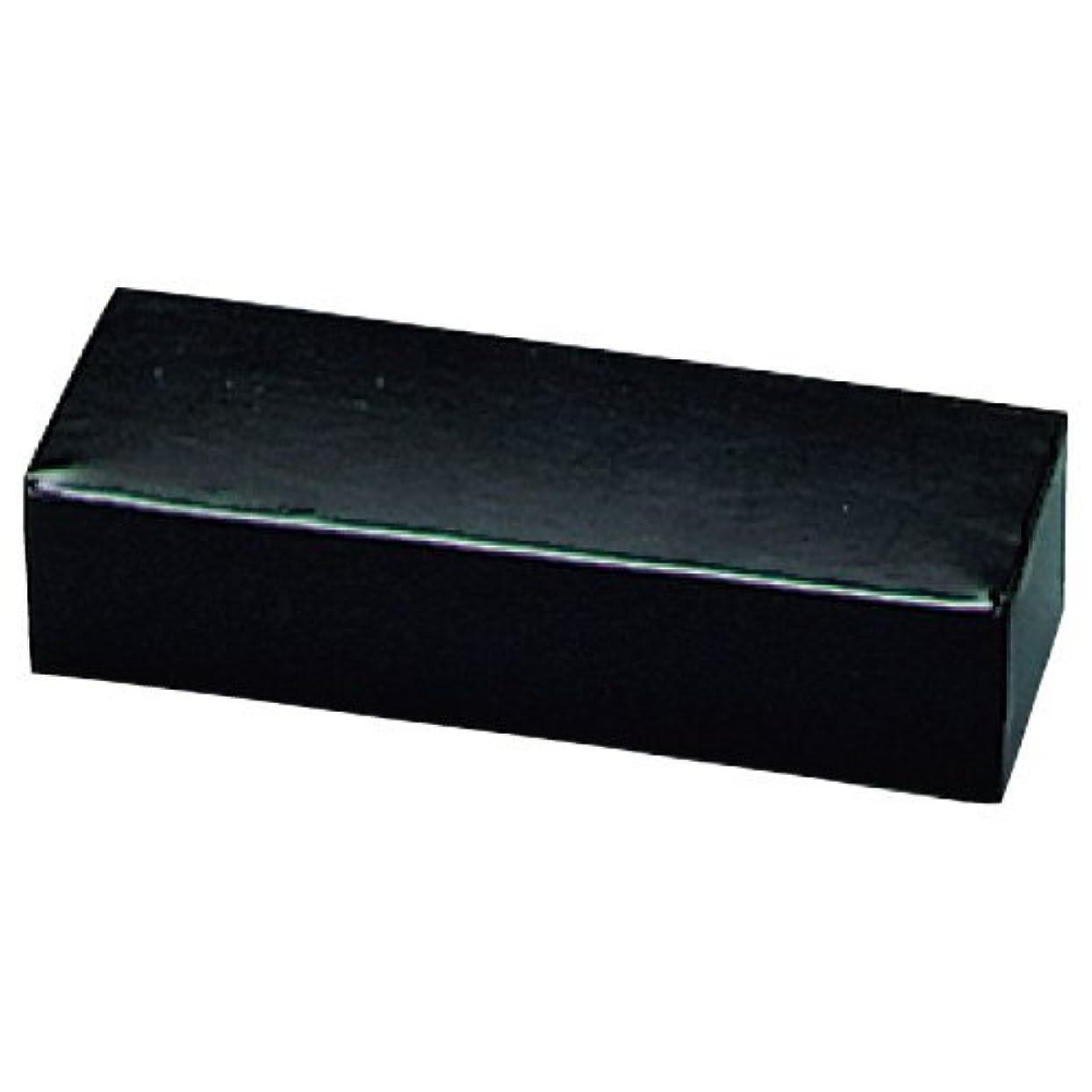 プール悪意のある議会診察用枕(角枕) MY-2251 黒 W120×L330×H80mm