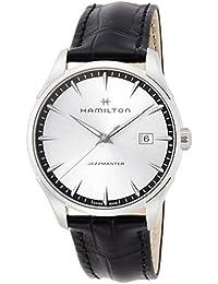[ハミルトン]HAMILTON 腕時計 ジャズマスタージェント デイト H32451751 メンズ 【正規輸入品】