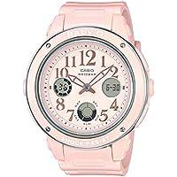 Casio Baby G Women BGA150EF-4B Year-Round Analog-Digital Automatic Pink Watch