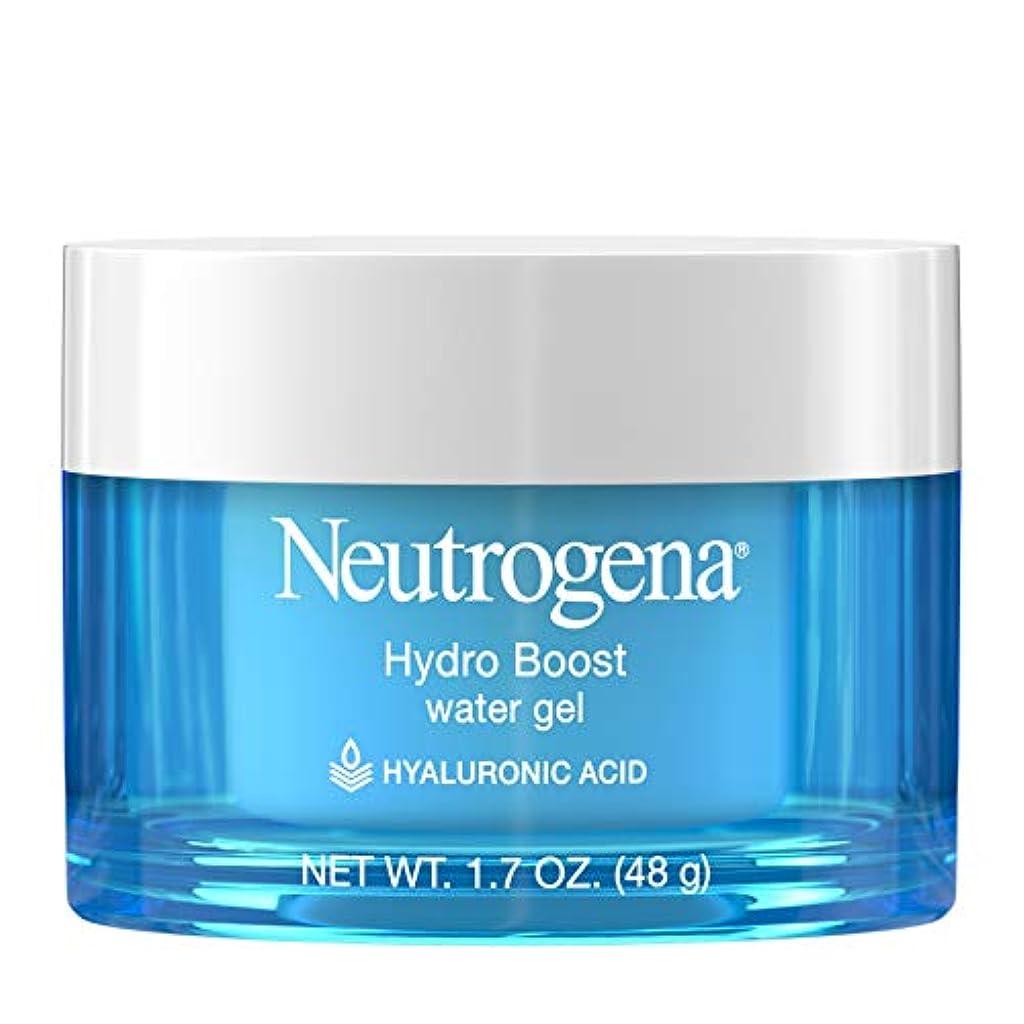流星接ぎ木葉っぱNeutrogena Hydro Boost Water Gel、1.7 FL。Oz