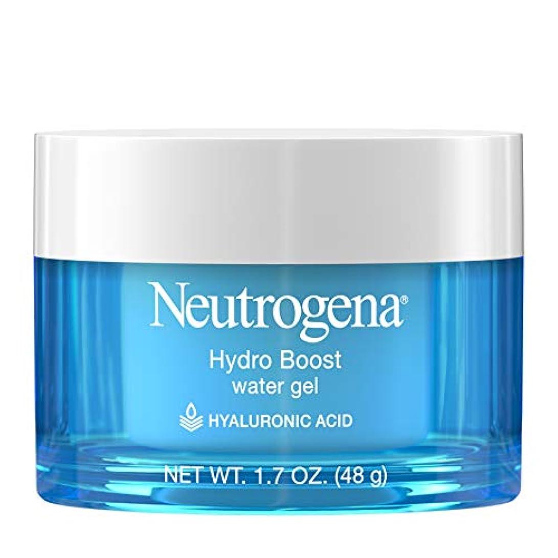 ステッチそっとアブストラクトNeutrogena Hydro Boost Water Gel、1.7 FL。Oz