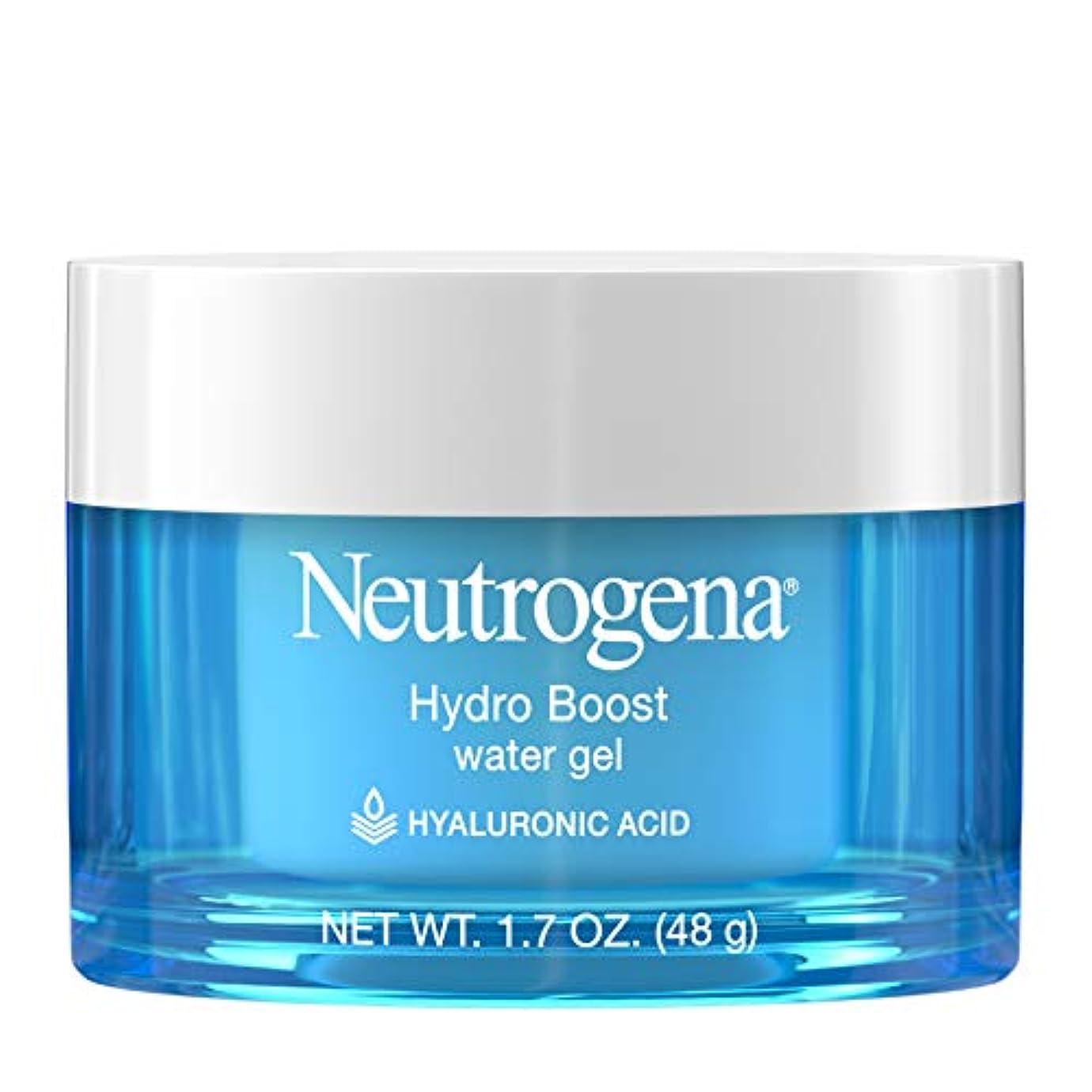 発送吸収資料Neutrogena Hydro Boost Water Gel、1.7 FL。Oz
