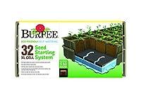 Burpee 32 Cell Compostable Seed Starting Kit [並行輸入品]
