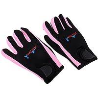 SONONIA 1.5mmネオプレン 保護 手袋 スキューバ ダイビング スノーケリング サーフィン スイミング用 全3サイズ