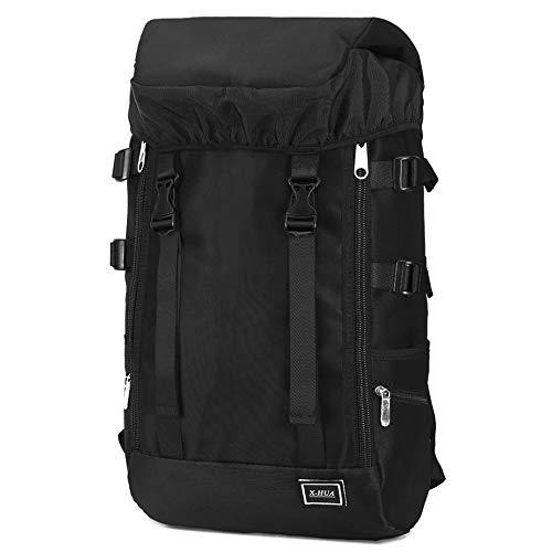 登山バッグ バックパック 大容量40l-50l 背中通気 旅行 防災 通学 収納性抜群 男女兼用