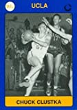 Autograph Warehouse 102490 Chuck Clustka Basketball Card Ucla 1991 Collegiate Collection No. 102