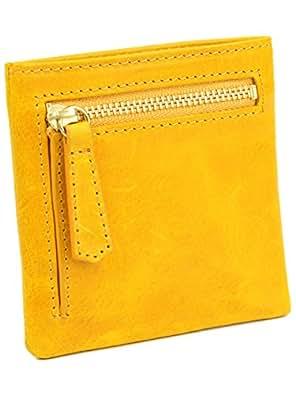 [バギーポート] BAGGY PORT カード入れ付き単札 小銭入れ コインケース HRD-774 UDOシリーズ イエロー BP-HRD-774-YE