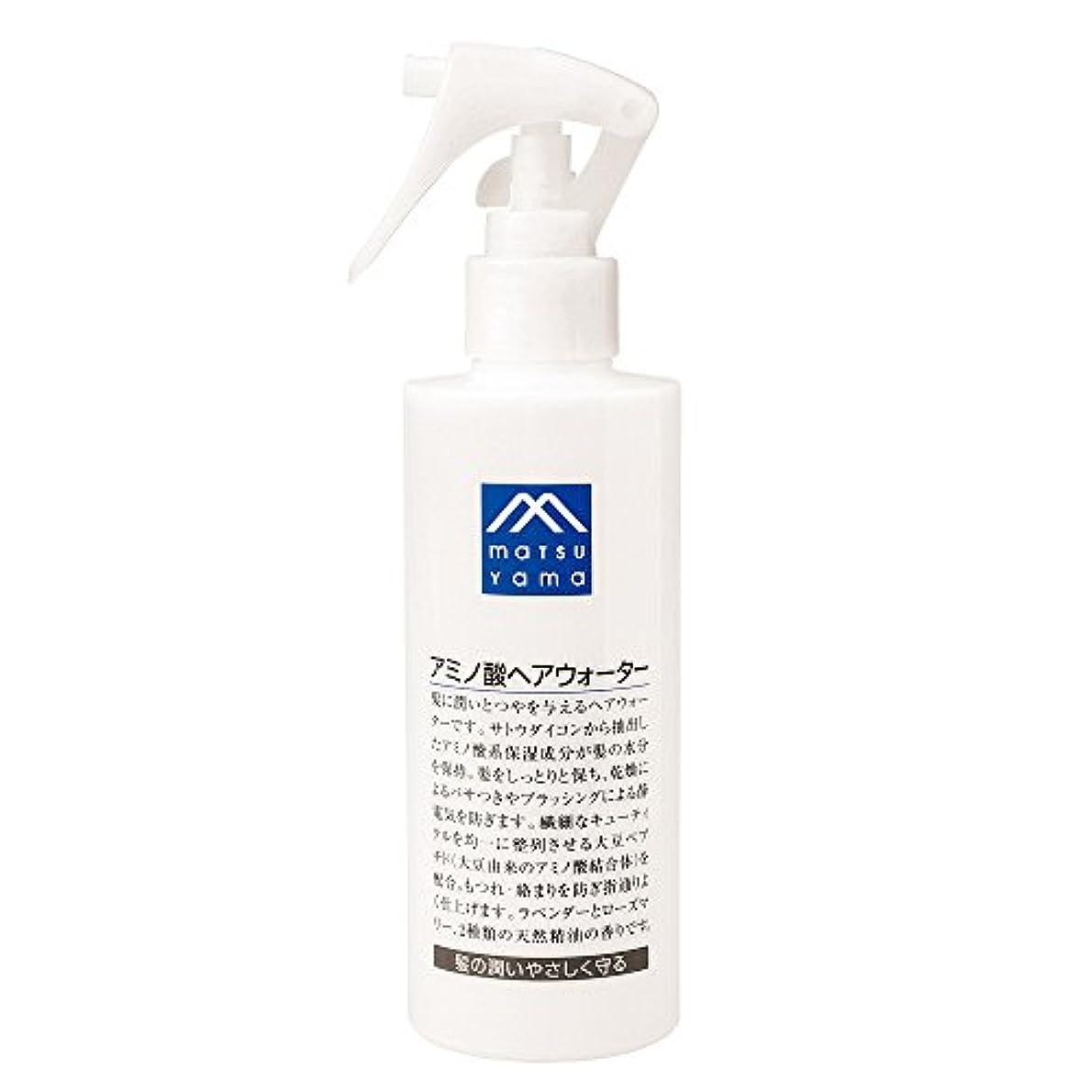 クリーム法律により繊細M-mark アミノ酸ヘアウォーター