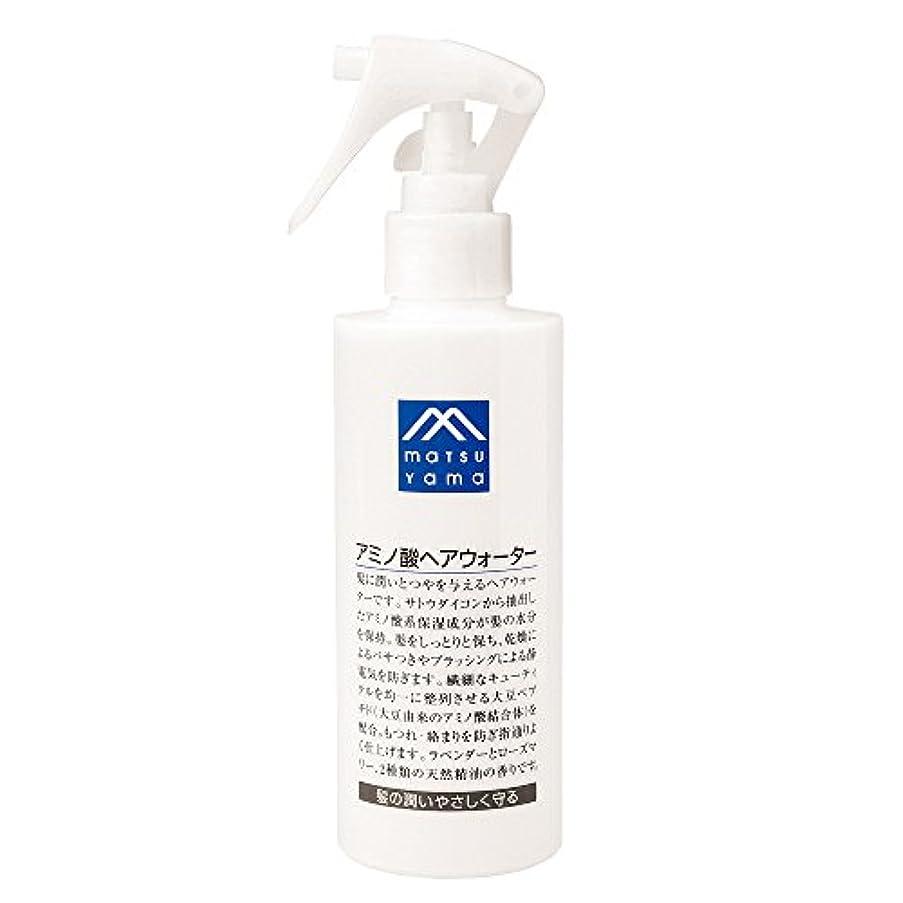 洗練された動宿泊M-mark アミノ酸ヘアウォーター