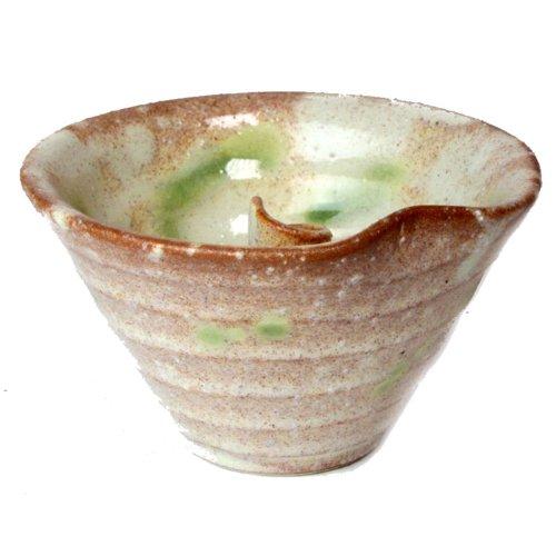 RoomClip商品情報 - 灰志野 そり型 水盤型花瓶