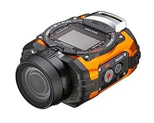 RICOH 防水アクションカメラ  WG-M1 オレンジ  WG-M1 OR 08286