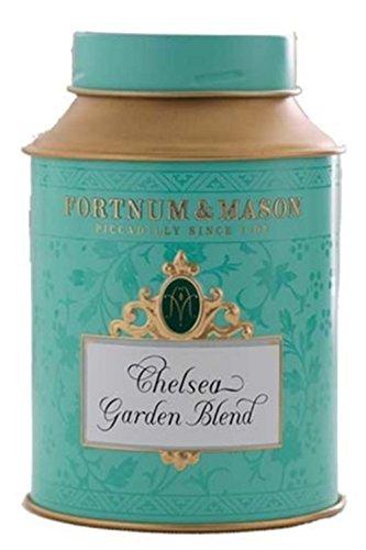英国 Fortnum&Mason (フォートナム&メイソン) チェルシー ガーデン ブレンド 紅茶 リーフ 100g Chelsea Garden Blend [並行輸入品]