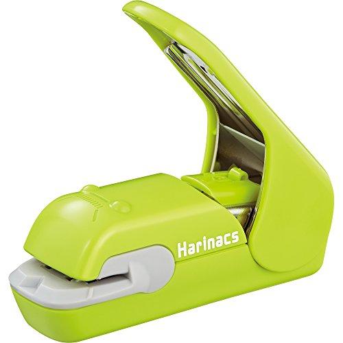 コクヨ ホチキス 穴があかない針なしステープラー ハリナックスプレス 緑 SLN-MPH105G