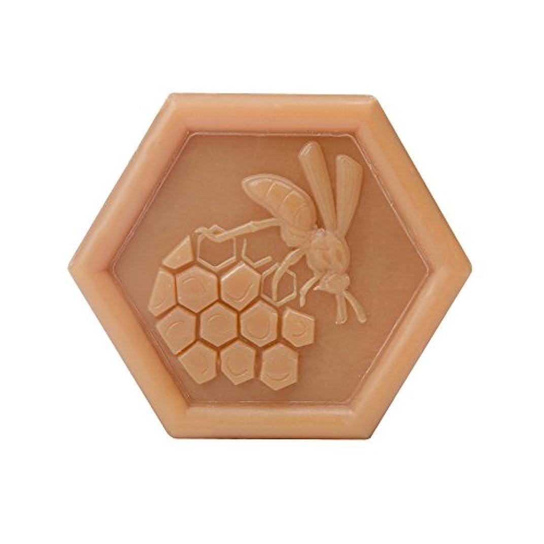 許されるある印象Plantes&Parfums [プランツ&パルファム] ハニーソープ100g ミツロウ