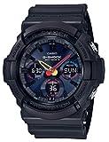 [カシオ] 腕時計 ジーショック 電波ソーラー Black ×Neon GAW-100BMC-1AJF メンズ ブラック