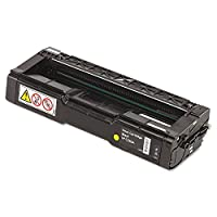 Ricoh SPC220S,SPC221SF,SPC222SF,SPC220A Black Toner Cartridge (2,000 Yield), Part Number 406046 by Ricoh