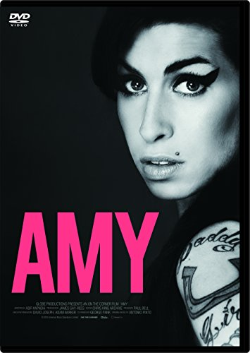AMY エイミー [DVD]の詳細を見る