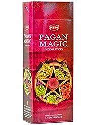 HEM(ヘム)社 パガンマジック香 スティック PAGAN MAGIC 6箱セット